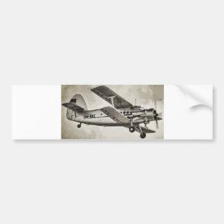 Antonov an-2 pegatina para auto