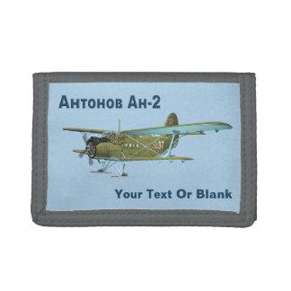 Antonov An-2 Tri-fold Wallet