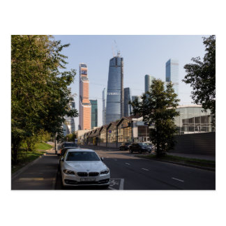 Antonova-Ovseenko street Postcard