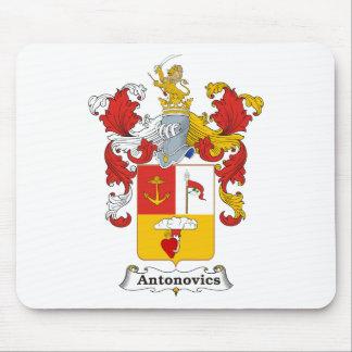 Antonovics Family Hungarian Coat of Arms Mouse Pad