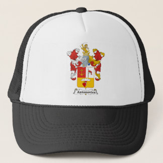 Antonovics Family Hungarian Coat of Arms Trucker Hat