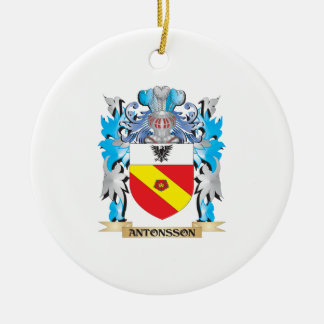 Antonsson Coat Of Arms Christmas Tree Ornaments