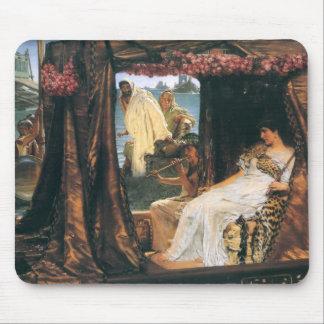Antony And Cleopatra Mouse Pad