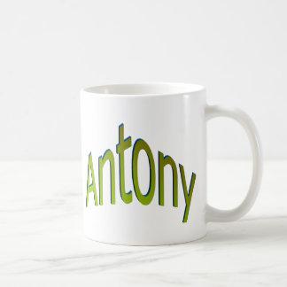 Antony Coffee Mug