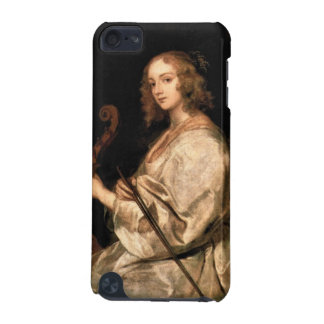 Antoon van Dyck - Portrait of Mary Ruthven wife of iPod Touch 5G Case