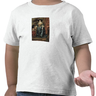 Antoon van Dyck - Portrait of Queen Henrietta Mari Tshirts