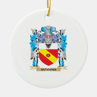 Antoons Coat Of Arms Ornaments