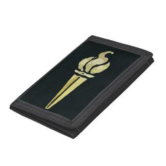 Antorcha de oro - cartera de la competencia de