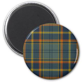 Antrim County Irish Tartan Magnet