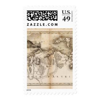 Antrim, Raghery Stamp