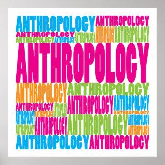 Antropología colorida impresiones