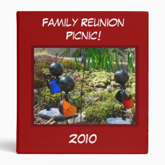 Ants at Picnic, Binder