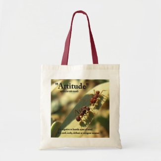 Ants & Attitude - Budget Tote #1 bag