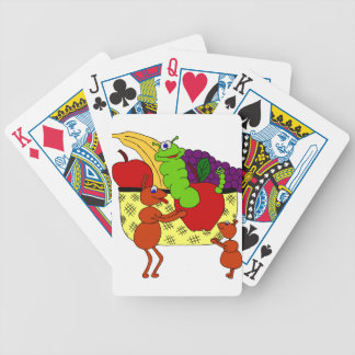 ants bicycle playing cards