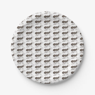 Ants Go Marching Summer Picnic Plates