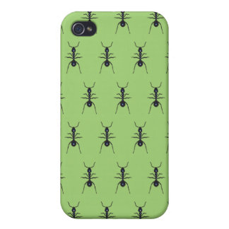Ants green iPhone 4/4S cases