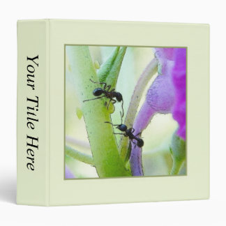 Ants In My Plants Binder