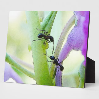Ants In My Plants Plaque