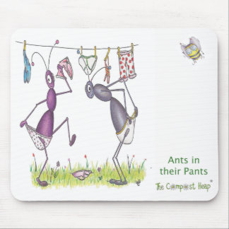 Ants in their Pants Mousepad