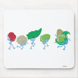 Ant's Marching Disney Mouse Pad