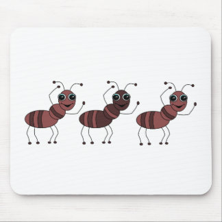 ANTS MOUSE PAD