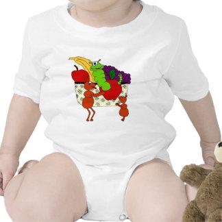 ants baby bodysuits