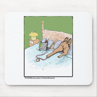 Ants Who Love 2 Much Funny Gifts & Collectibles Mouse Pad