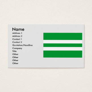 Antsla, Estonia Business Card