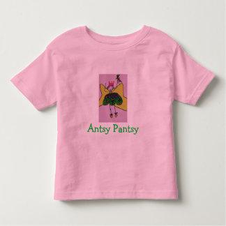 Antsy Pantsy tiny girl shirt