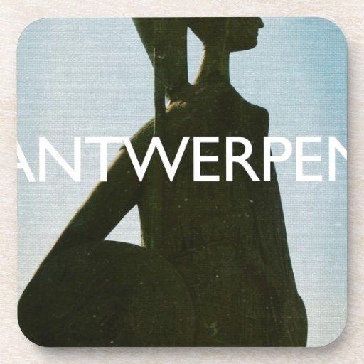 Antwerp - Antwerpen Drink Coaster