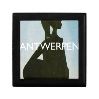 Antwerp - Antwerpen Jewelry Box