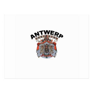 Antwerp Belgium Postcards