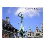 Antwerp City Post Cards