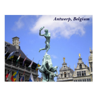 Antwerp City Post Cards