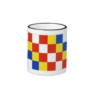 Antwerp Flag Coffee Mugs