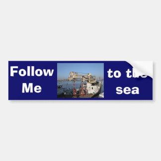 Antwerp, Scheldt support vessel Bumper Stickers