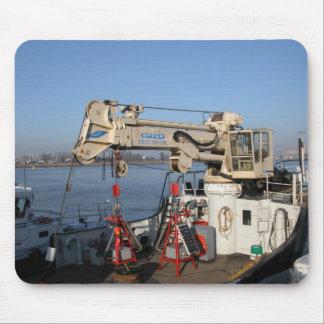 Antwerp, Scheldt support vessel Mouse Pad