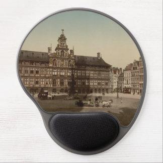 Antwerp Town Hall, Antwerp, Belgium Gel Mouse Mat
