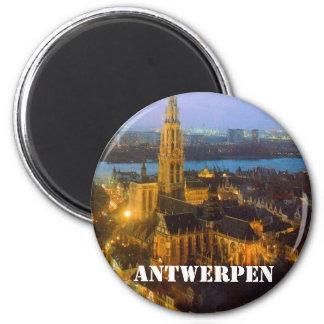 Antwerpen 2 Inch Round Magnet