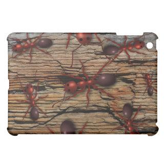 Antz N Wood Infested iPad Case