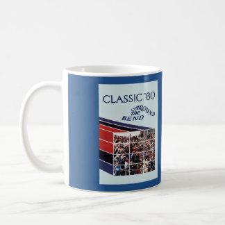 Anuario el an o 80 taza blanca clásica de 11 onzas