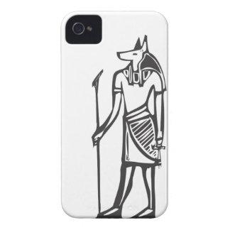Anubis and Horus iPhone 4 Case-Mate Cases