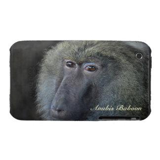 Anubis Baboon Monkey Animal-Lover iPhone 4 Case
