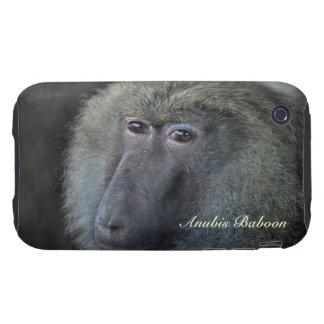 Anubis Baboon Monkey Animal-Lover iPhone Case