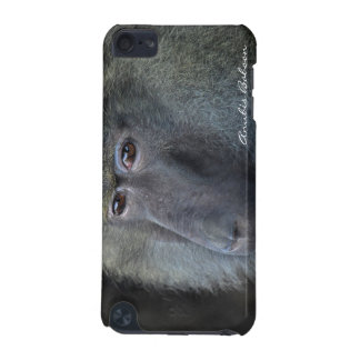 Anubis Baboon Wildlife-Supporter Ipod Case