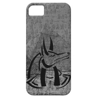 Anubis Barely There Funda Para iPhone 5 Barely There