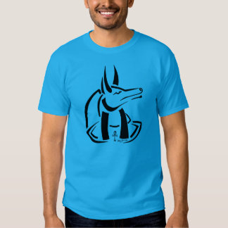 Anubis (Black) T-shirt