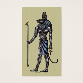 Anubis Business Card