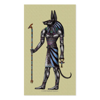 Anubis Business Card