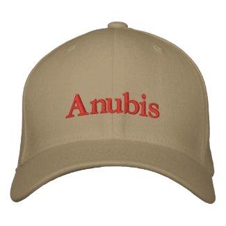Anubis cap embroideredhat